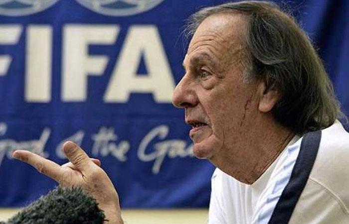 César Menotti, nuevo director de selecciones de la AFA. Foto: EFE