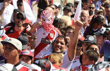 Prohíben a 284 hinchas de River Plate entrada a los estadios