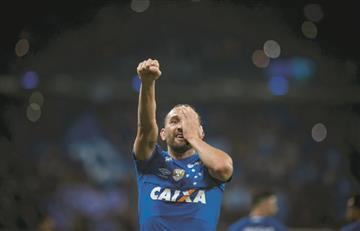 Barcos se despide de Cruzeiro