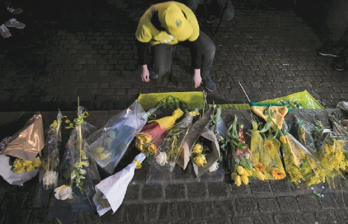 Emiliano Sala sigue desaparecido. Foto: AFP