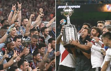Así jugará River la final de la Recopa Sudamericana