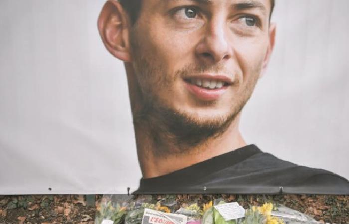 Emiliano Sala lleva desaparecido 4 días. Foto: AFP