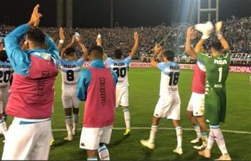 Racing sigue en punta de la Superliga luego de triunfo sufrido ante Aldosivi