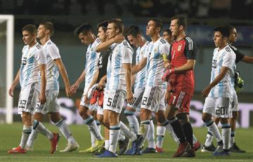 Selección Argentina: La 'Albiceleste' sufrió otra derrota ante Ecuador