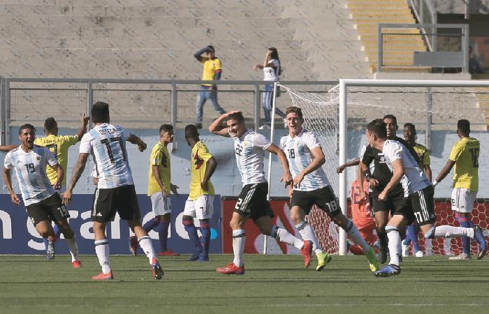 Argentina deberá enfrentar a Venezuela en la jornada 3. Foto: EFE