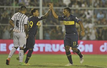 [VIDEO] Boca goleó a San Martín
