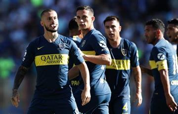 [VIDEO] Hinchas le cobran a presidente de Boca la derrota ante River en Madrid