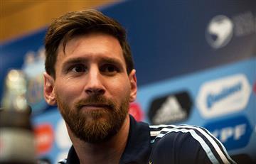 """Scaloni: """"Hace rato no hablo con Messi"""""""
