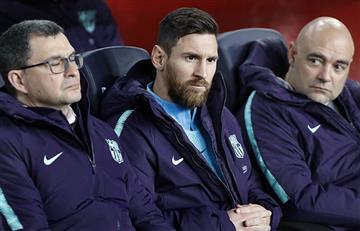 Copa del Rey: empate entre Barcelona y Real Madrid