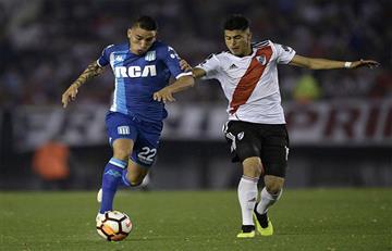 River espera por Racing, partido determinante en la Superliga