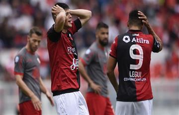 Superliga: Colón vs. San Lorenzo, postergado