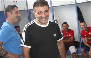 Claudio Vivas es el nuevo DT de Sporting Cristal