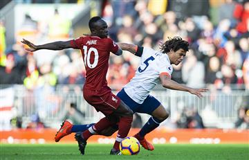 Liverpool volvió a la cima de la Premier