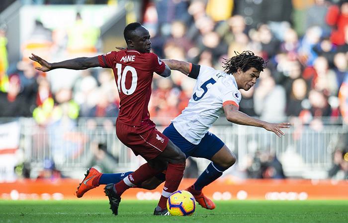 Sadio Mané marcó uno de los goles. (Foto: EFE)