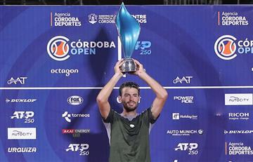 Londero venció a Pella y es el campeón del ATP de Córdoba