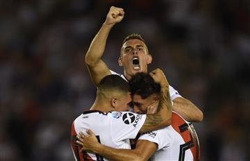 Superliga abierta: River frenó a Racing