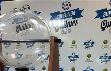 Árbitros de la fecha 19 de la Superliga
