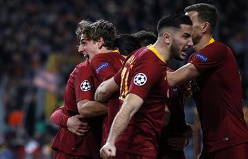 Roma se quedó con el primer duelo ante Porto