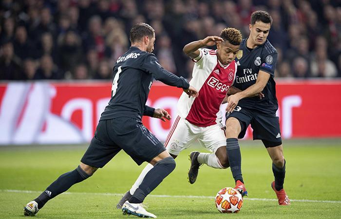 La UEFA abrió una investigación a Sergio Ramos