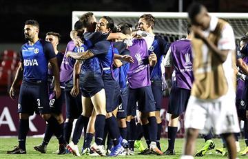 ¡La T hace historia en la Libertadores!