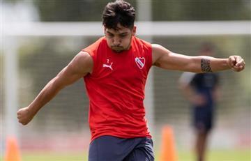 Independiente recupera a Martín Benítez