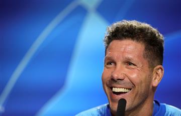 Simeone, en alerta para enfrentar a la Juve