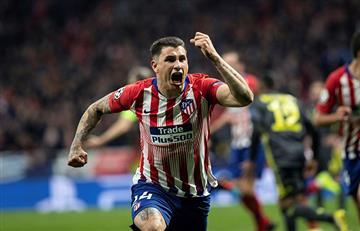 Champions League: Atlético de Madrid venció a Juventus en un partidazo