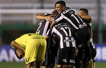 Defensa y Justicia, eliminado por goleada de la Sudamericana