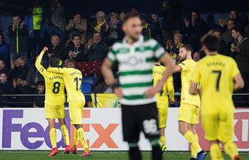 ¡Repasá los resultados de la jornada en la Europa League!