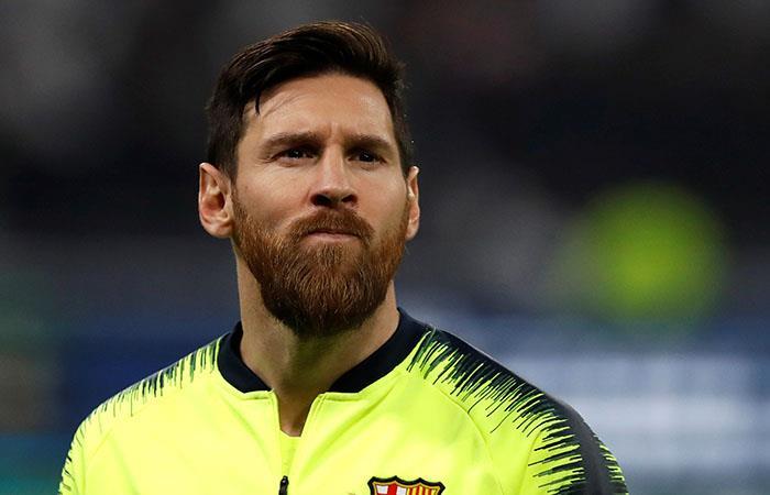 Confianza. Lionel Messi comandará el ataque de su equipo en Sevilla. Foto: EFE