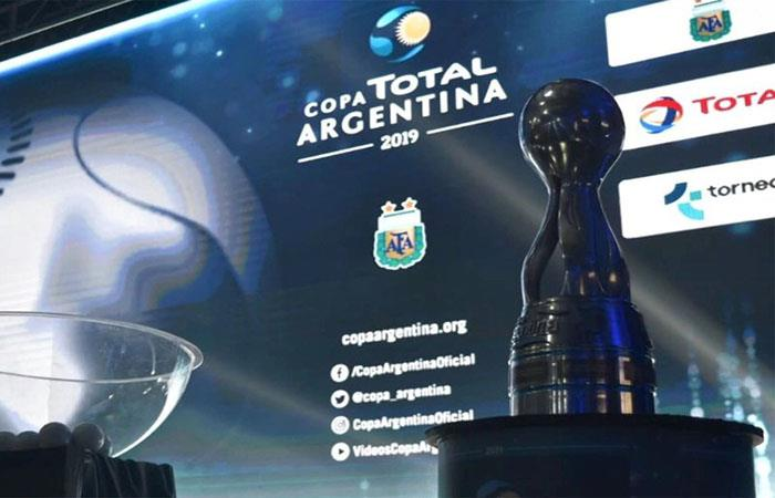 Comienzan los 32avos de la Copa Argentina
