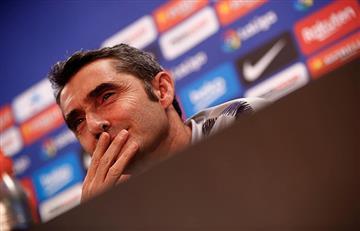 """Valverde: """"Es un partido definitivo"""""""
