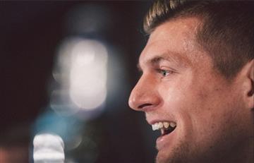 """Toni Kroos: """"Es un partido único"""""""