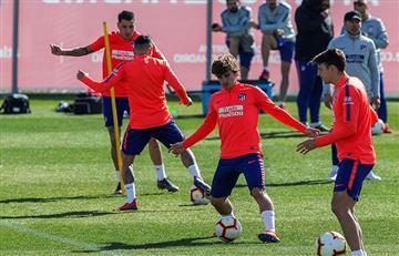 Las 5 claves del buen presente del Atlético de Madrid