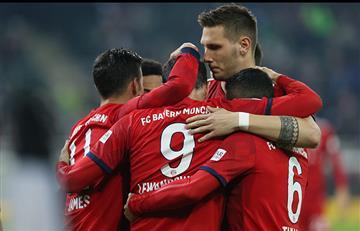Bayern Múnich ya alcanzó al Dortmund