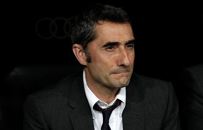 Valverde no ve sentenciada la Liga de España. (Foto: AFP)