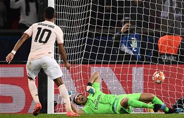 Heroica clasificación del Manchester United en París