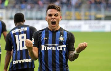 Victoria del Inter para afirmarse en puestos de Champions League