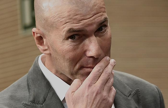 Zidane revolucionó el mundo futbolero. Foto: AFP
