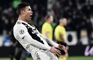 Juventus goleó 3 a 0 al Atlético de Madrid y está en cuartos