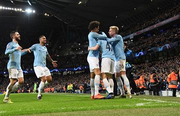 Champions League: Manchester City aplastó al Schalke 04