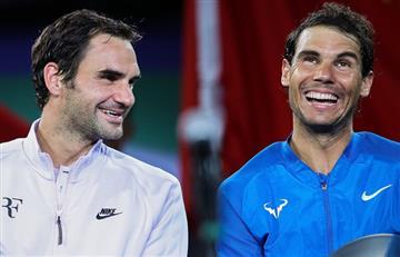 Rafael Nadal y Roger Federer, otro capítulo estelar