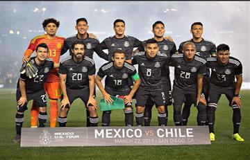 Estreno con victoria para el Tata Martino con la Selección de México