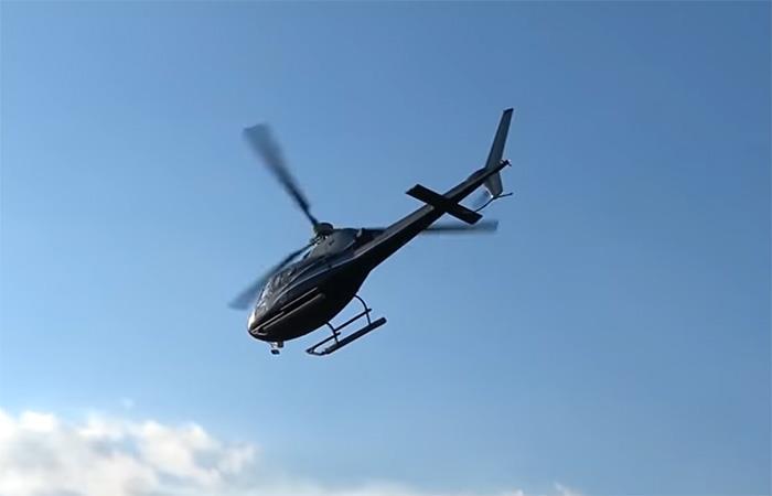 La aeronave que se llevó al futbolista. Foto: Youtube