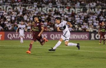 Godoy Cruz perdió en Paraguay y complicó su futuro en la Copa Libertadores