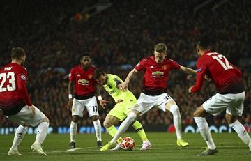 ¿Cómo sigue Messi de su golpe en la nariz?