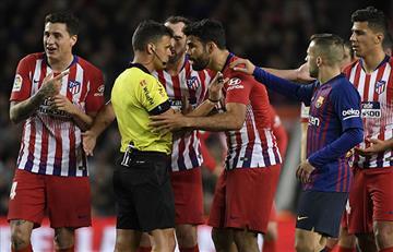 Durísima sanción contra Diego Costa