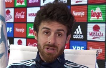 """Aimar: """"Contra Paraguay jugamos el fútbol que siempre buscamos"""""""