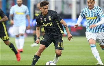 Juventus perdió con SPAL y no pudo gritar campeón