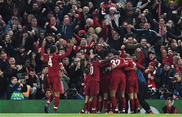 Liverpool, épico: goleó y está en la final de la Champions